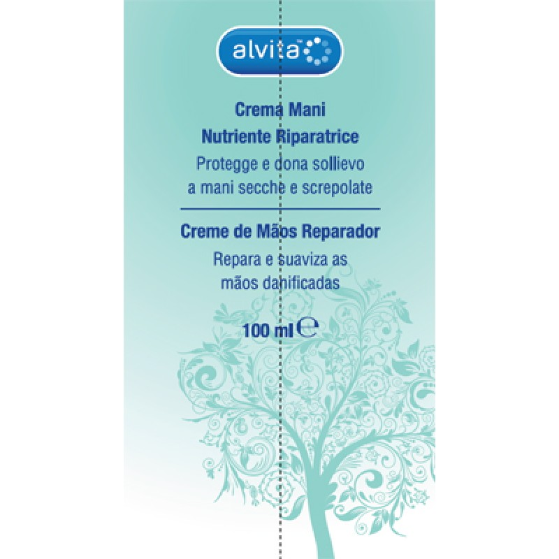 ALVITA CREMA MANI NUTRIENTE 100 ML