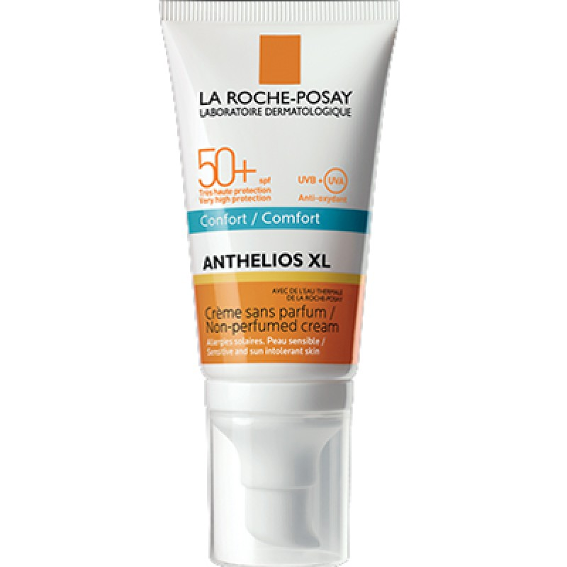 ANTHELIOS CREMA SENZA PROF SPF50+ 50 ML
