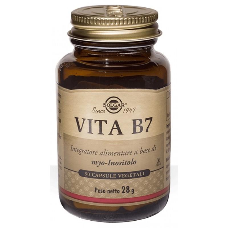 VITA B7 50 CAPSULE VEGETALI