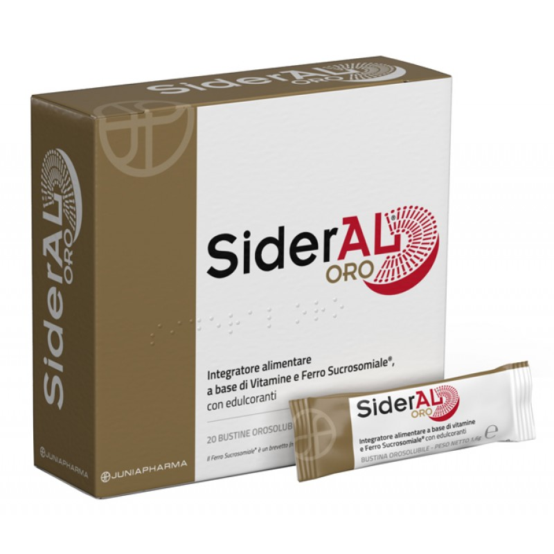 SIDERAL ORO 20 BUSTINE