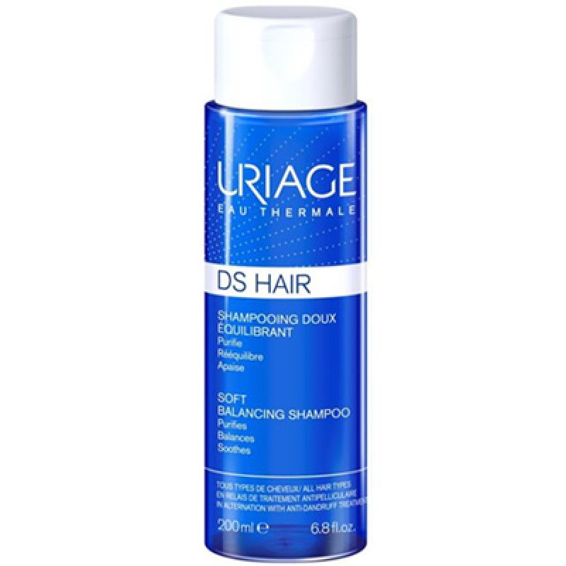 URIAGE DS HAIR SHAMPOO DELICATO RIEQUILIBRANTE 200 ML