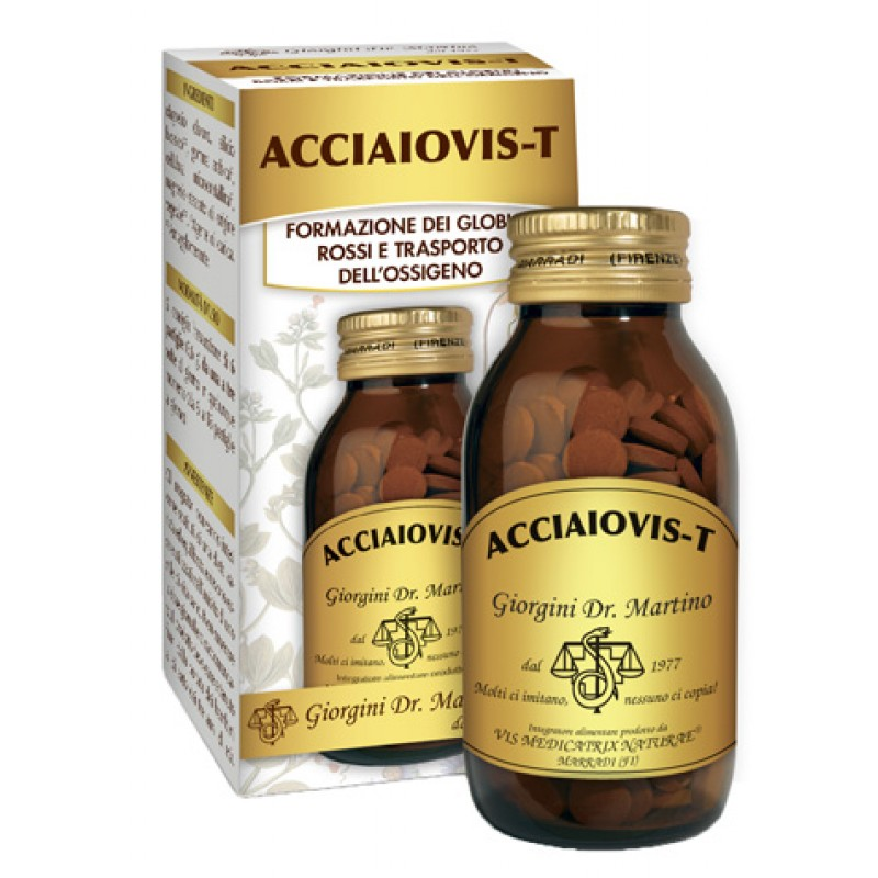 ACCIAIOVIS-T 60 PASTIGLIE