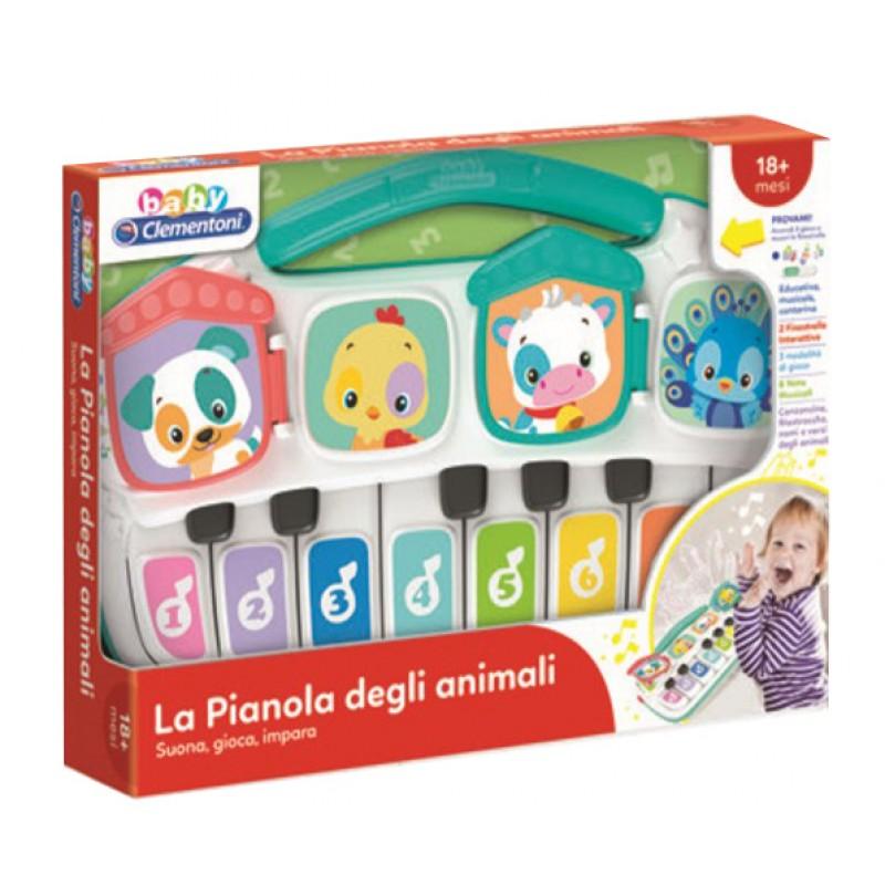 BABY CLEMENTONI LA PIANOLA DEGLI ANIMALI