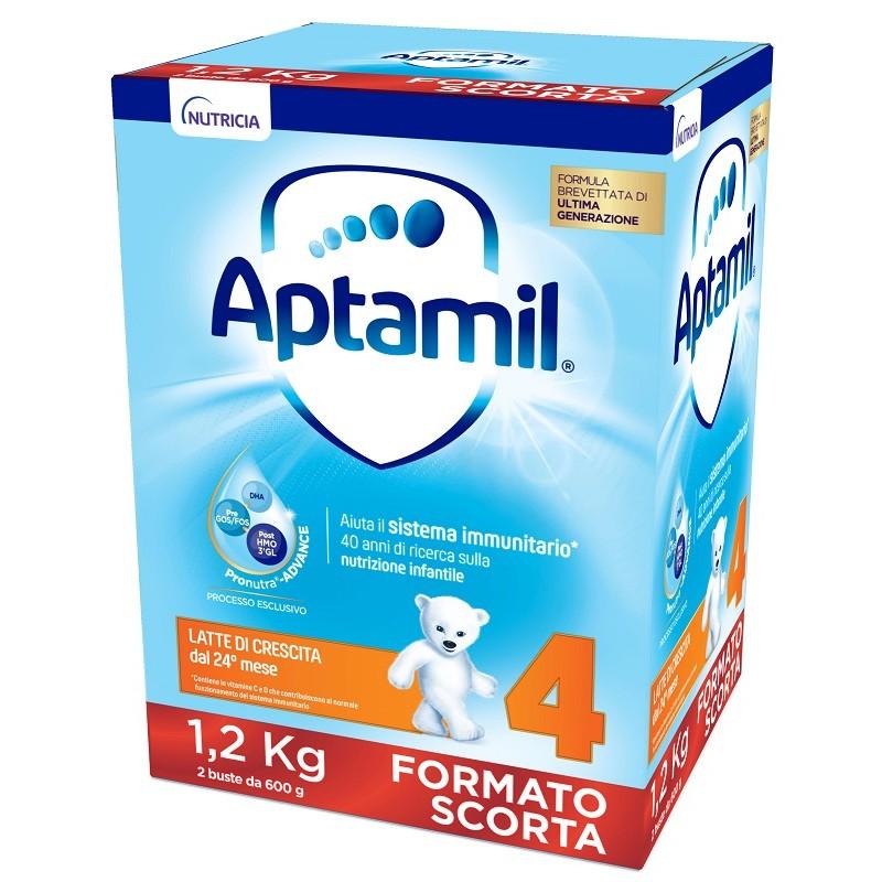 APTAMIL 4 CRESCITA POLVERE 1,2 KG