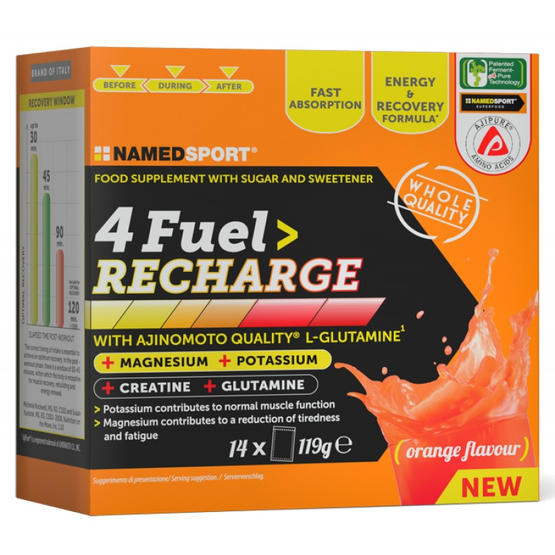 4FUEL RECHARGE 14 BUSTINE
