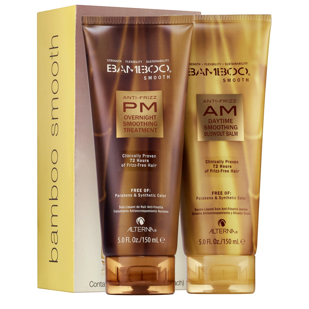 Image of BAMBOO SMOOTH AM/PMTREAT. KIT 873509025382