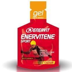 Image of ENERVITENE GEL ARANCIA 1 PEZZO 8007640965999