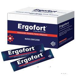 Image of ERGOFORT 12 BUSTINE STICK PACK 10 ML