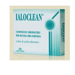 Image of IALOCLEAN 30 COMPRESSE OROSOLUBILI 1,2 G
