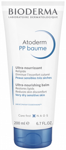Image of ATODERM PP BAUME 200 ML 3401340652787