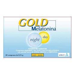 Image of MELATONINA GOLD HTP 1MG 60 COMPRESSE