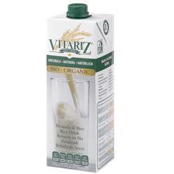 Image of VITARIZ NATURE LATTE RISO 1L 8000215204219