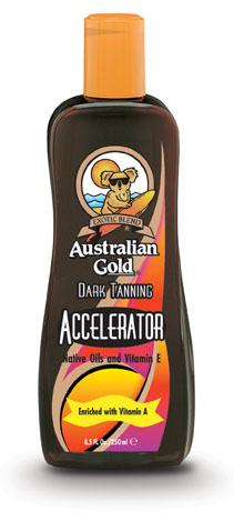 Image of AUSTRALIAN GOLD DARK TANNING ACCELERATOR LOZIONE 250 ML 0054402250037