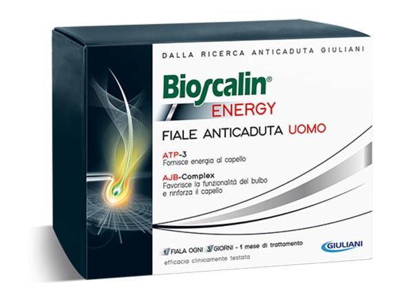 Image of BIOSCALIN ENERGY 10 FIALE DA 3,5 ML L'UNA