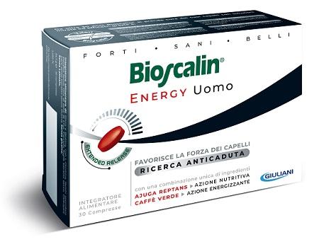 Image of BIOSCALIN ENERGY 30 COMPRESSE