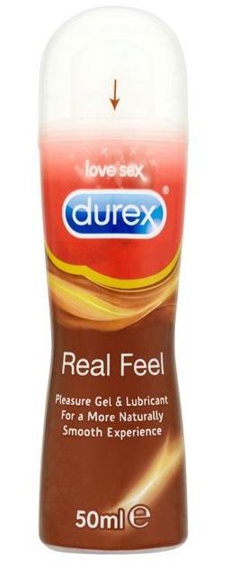 GEL LUBRIFICANTE DUREX NEW GEL REAL FEEL 50 ML