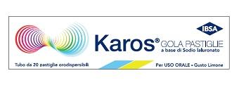 Image of KAROS GOLA 20 PASTIGLIE ORODISPERSIBILI 8033638951187