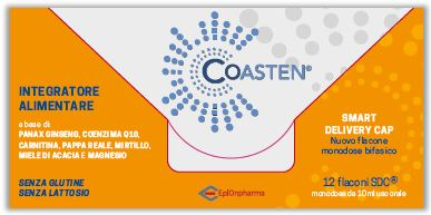 Image of COASTEN 12 FLACONI MONODOSE DA 10 ML