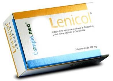 Image of LENICOL 36 CAPSULE 595 MG