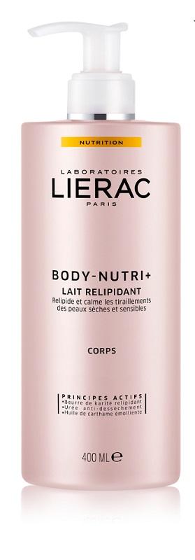 "Immagine di ""LIERAC BODY NUTRI+ LAIT RELIPID 400 ML"""