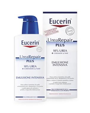 Image of EUCERIN 10% UREA R EMULSIONE INTENSIVA 400 ML 4005800168468