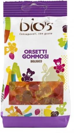 Image of ORSETTI GOMMOSI 75G 8033661244720