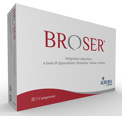 Image of BROSER 20 COMPRESSE