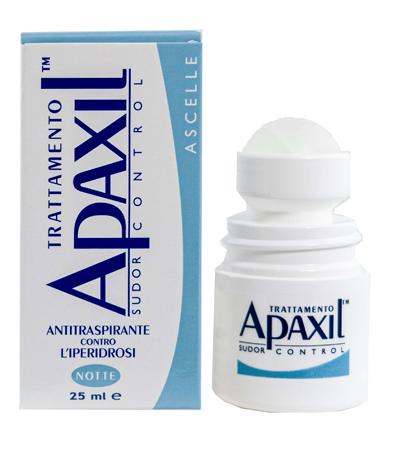 APAXIL SUDOR CONTROL ASCELLE 25 ML